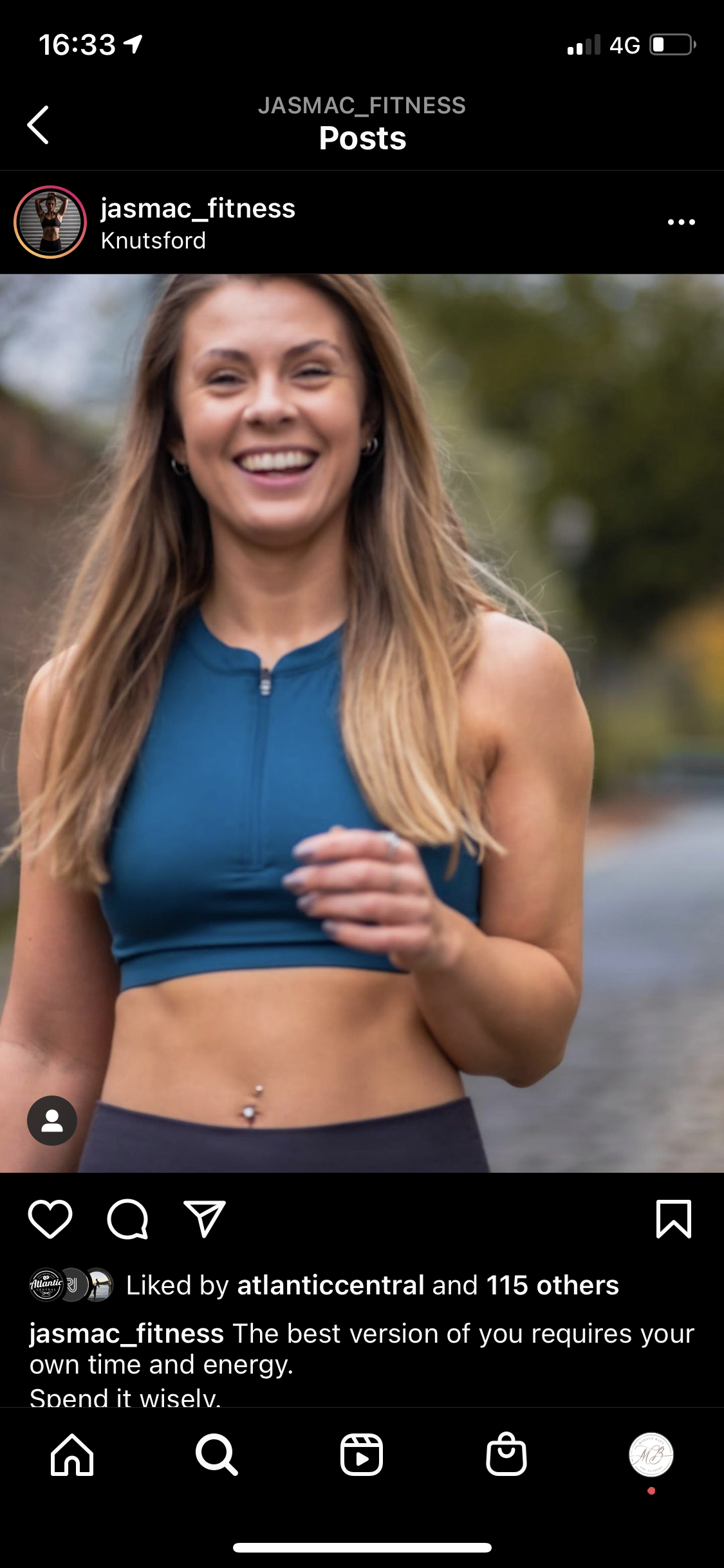 Jasmine McLaughlin